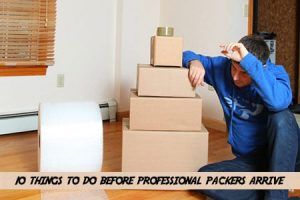 How to prepare for your movers?