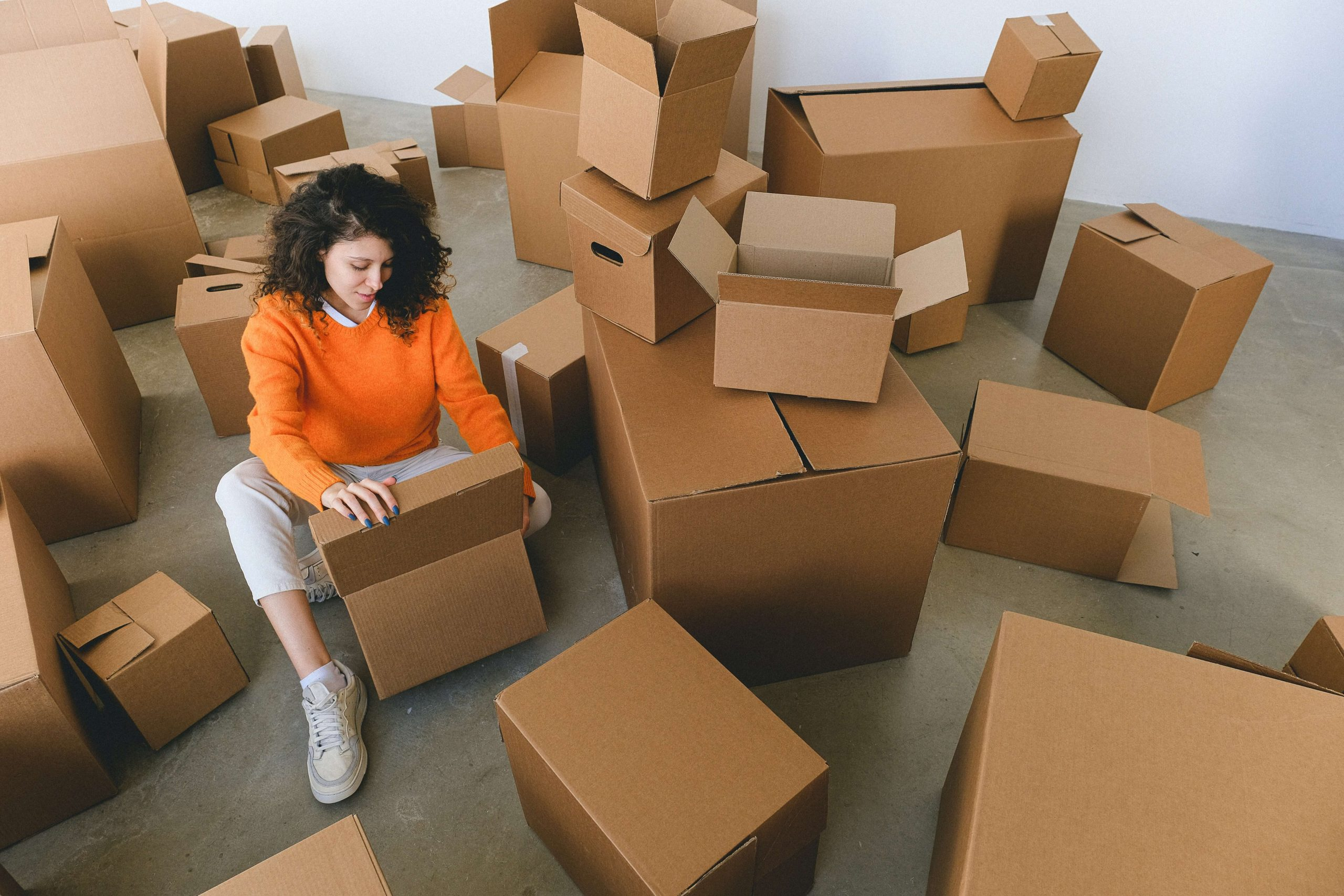 6 Moving Tips for First Time Home Buyers
